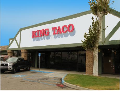 King Taco #31 location